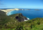 Blick vom Cape Reinga auf Cape Maria van Diemen, courtesy by FlickR/crazyscot