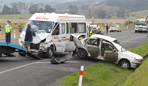 Campervan Crash (c) stuff.co.nz