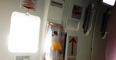 Weltwunderer Airplane Emergency