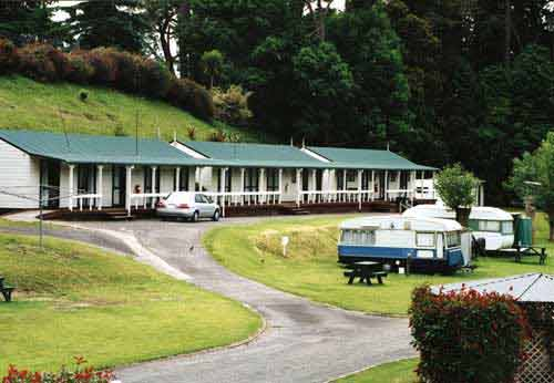 Opal Hot Springs Holiday Park, Matamata