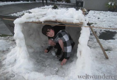 Iglu in Westmorland (c) MSN NZ News/Blinda Reiner