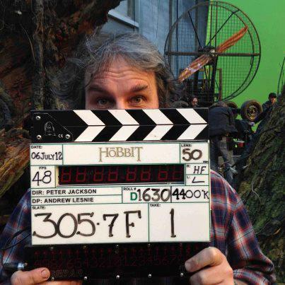 It's done - Peter Jackson