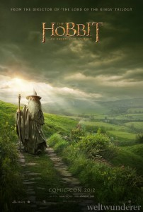 The Hobbit 202x300 Hobbit Production Video Nr. 8   Vorfreude und Abschied