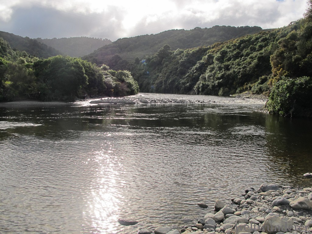 Hutt River LOTR Location by FlickR/Fem op reis