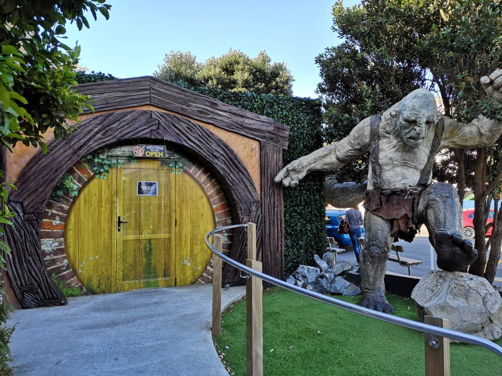 Weta Cave Wellington