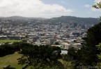 Wellington Panorama from Mount Victoria