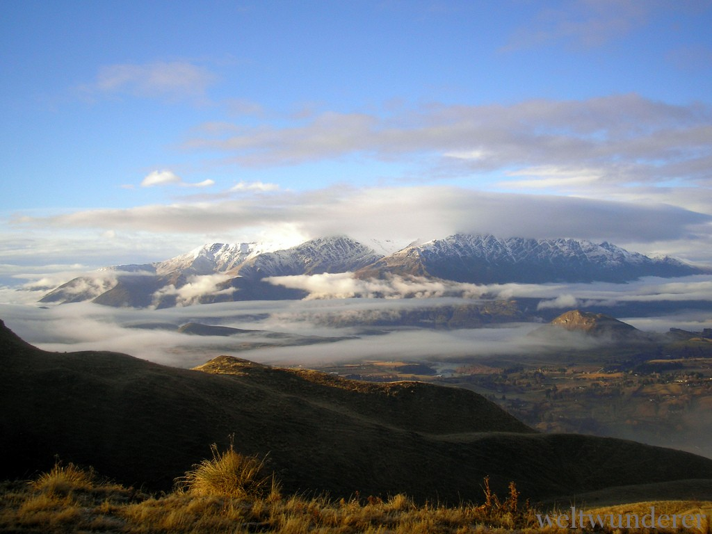 Coronet Peaks Remarkables © wildscapes2012