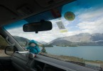 Campervan View Lake Wakatipu