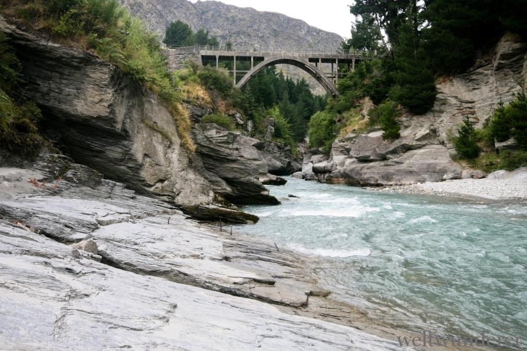 Kawarau Bridge near Arrowtown