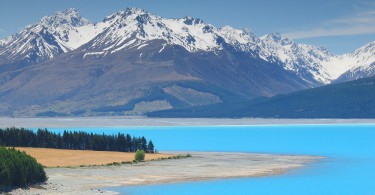 Lake Pukaki (c) Peter Nijenhuis/Flickr