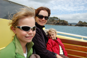 Dolphin Discovery in der Bay of Islands