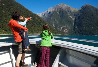 Familien-Favoriten Südinsel Milford Sound