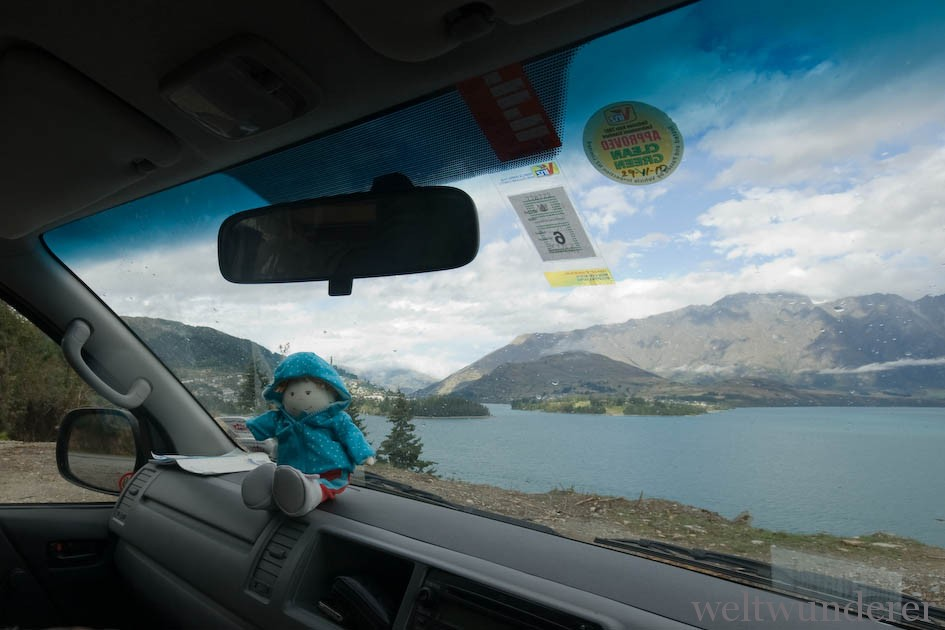 Lake Wakatipu Campervan