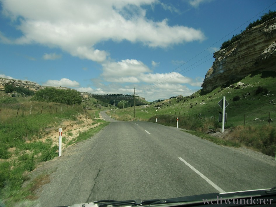 Oamaru to Duntroon North Otago