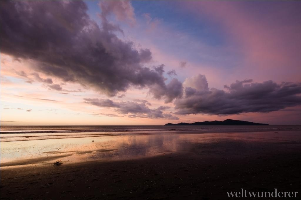 Kapiti Coast Sunset
