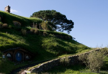 Hobbiton Movie Set Tour Matamata