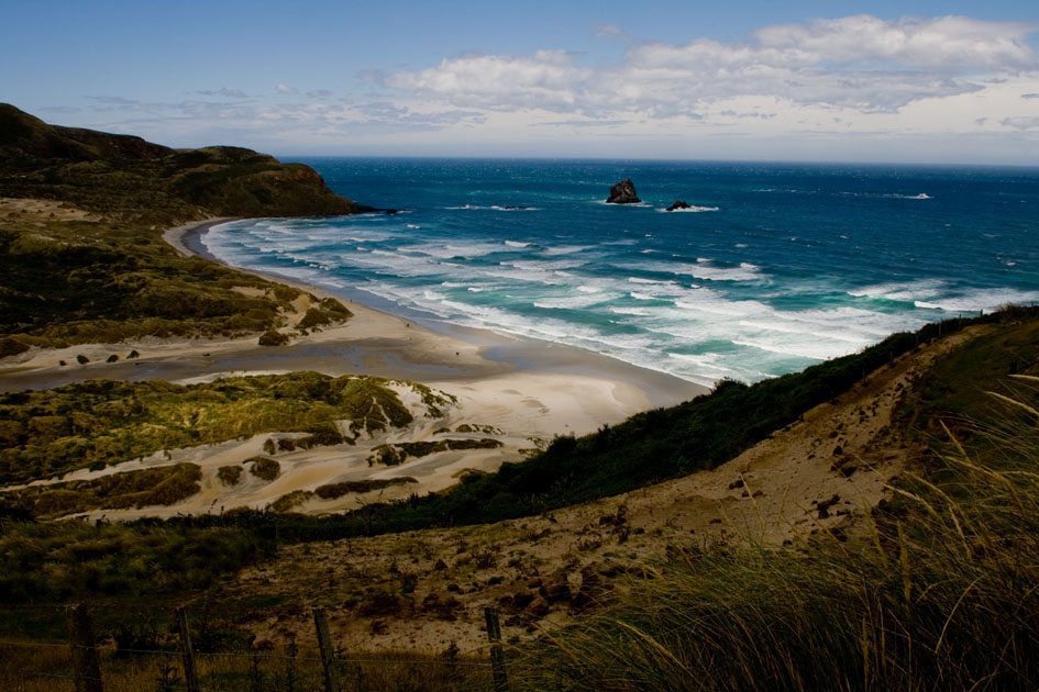 Sandy Bay Otago Peninsula