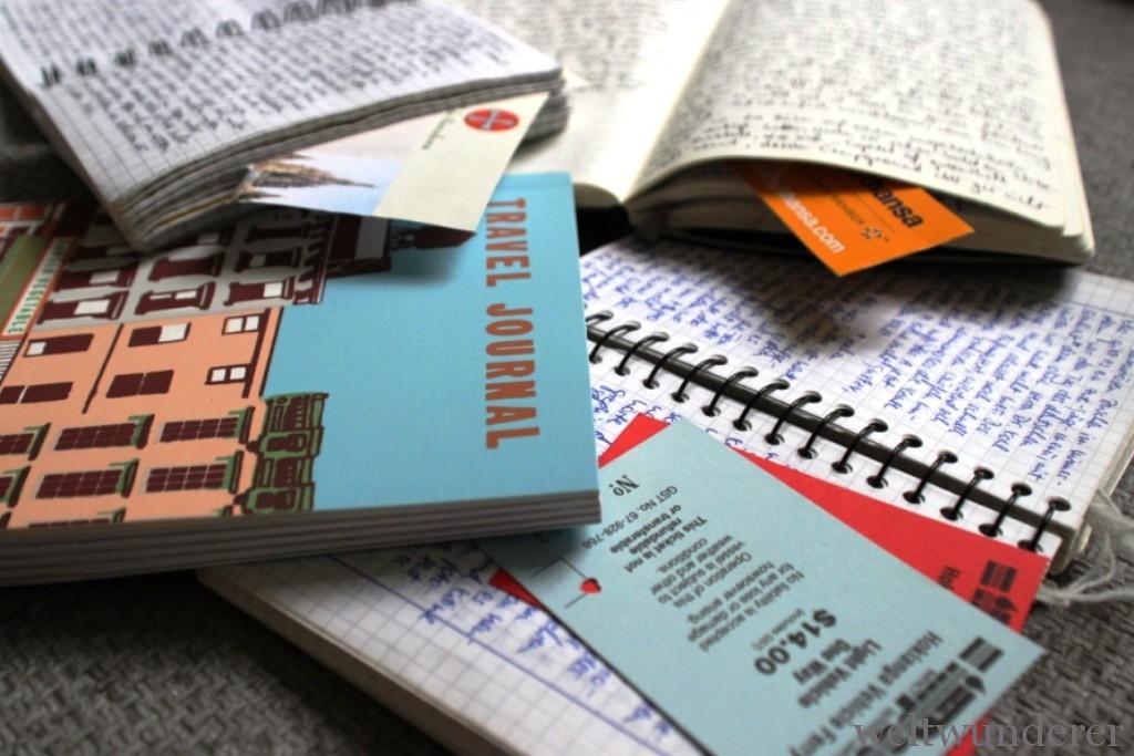Weltwunderer Travel Diary