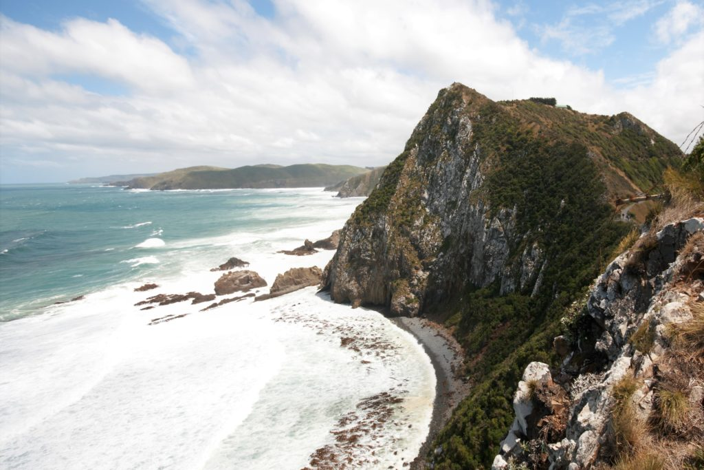 Catlins Nugget Point