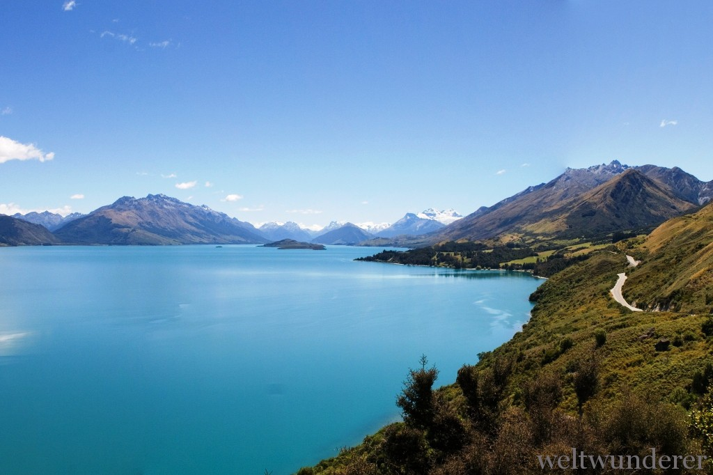 Neuseeland Roadtrip Queenstown Glenorchy
