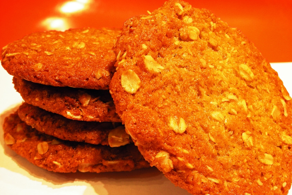 ANZAC Biscuits (c) Flickr_Stephanie