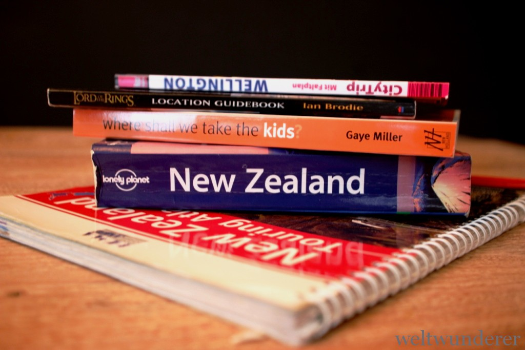 Weltwunderer Guidebooks NZ