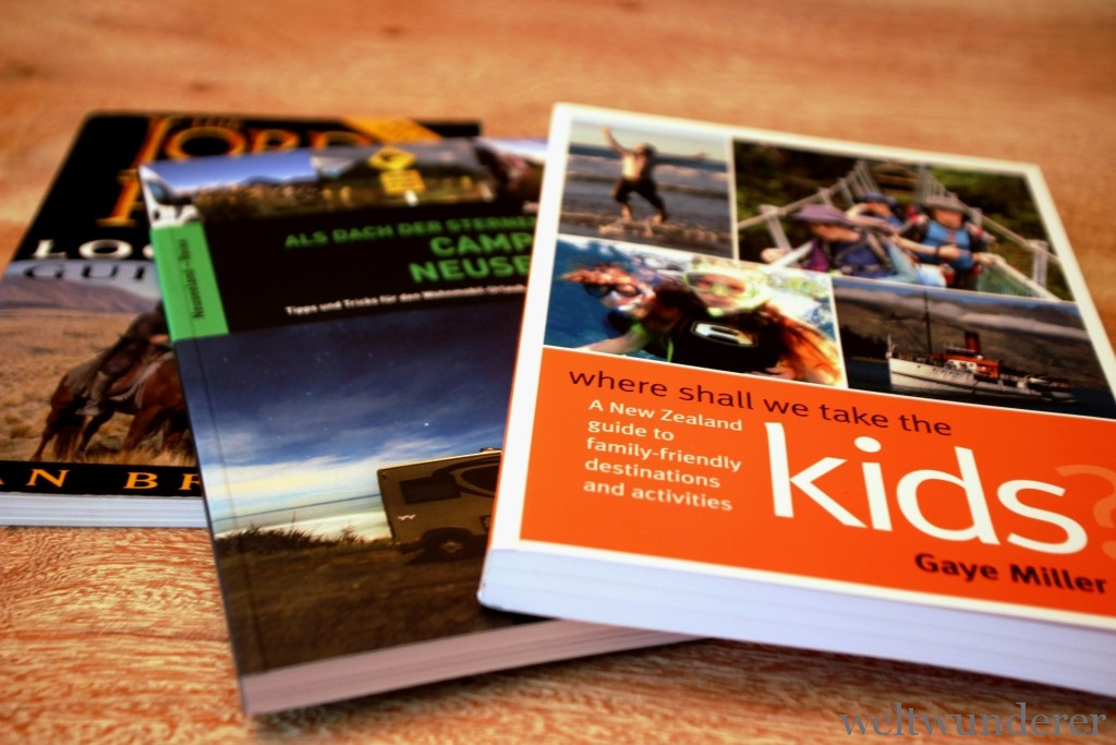 Weltwunderer NZ Guidebooks