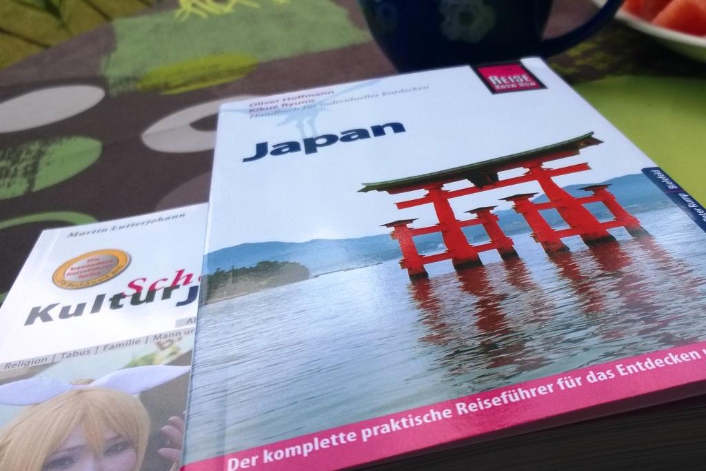 Weltwunderer Japan Reiseführer