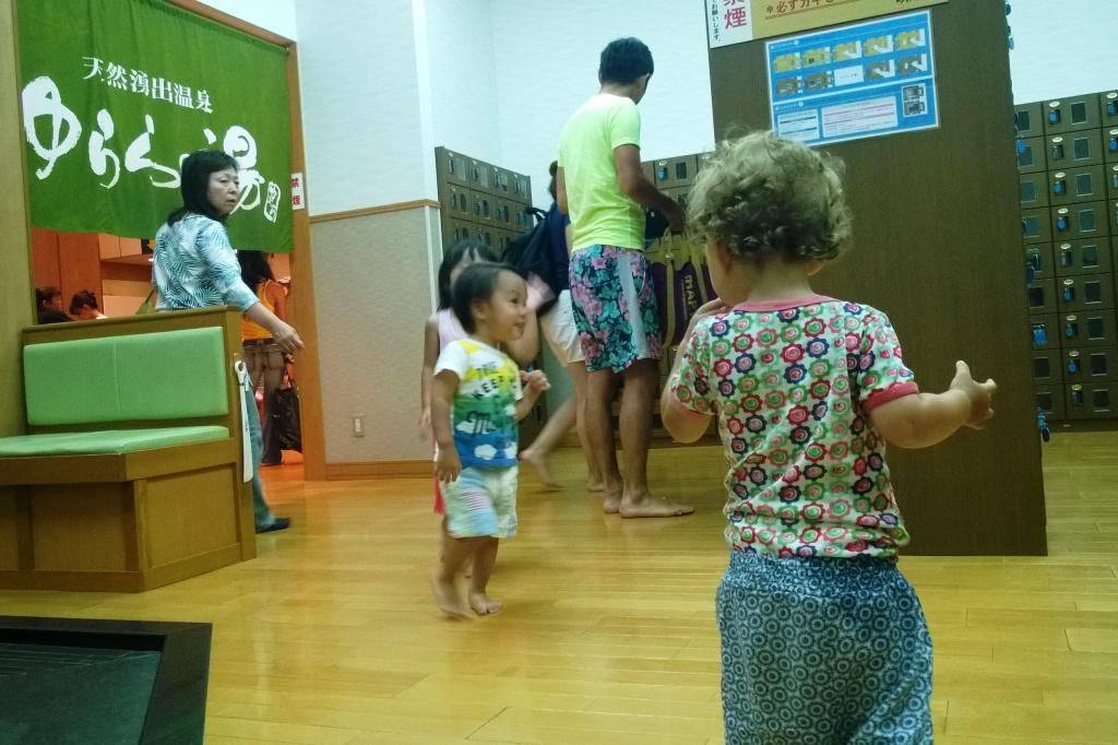 Weltwunderer Japan Onsen