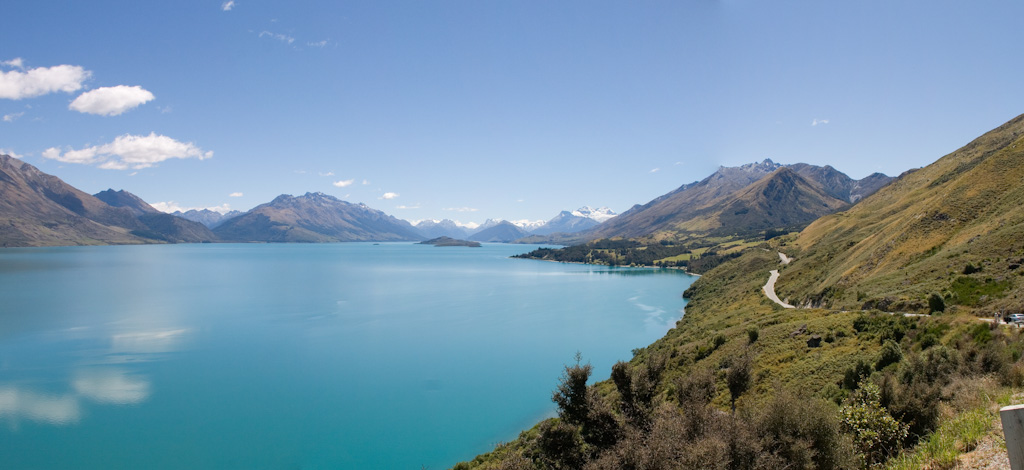 Queenstown Lake Wakatipu Road