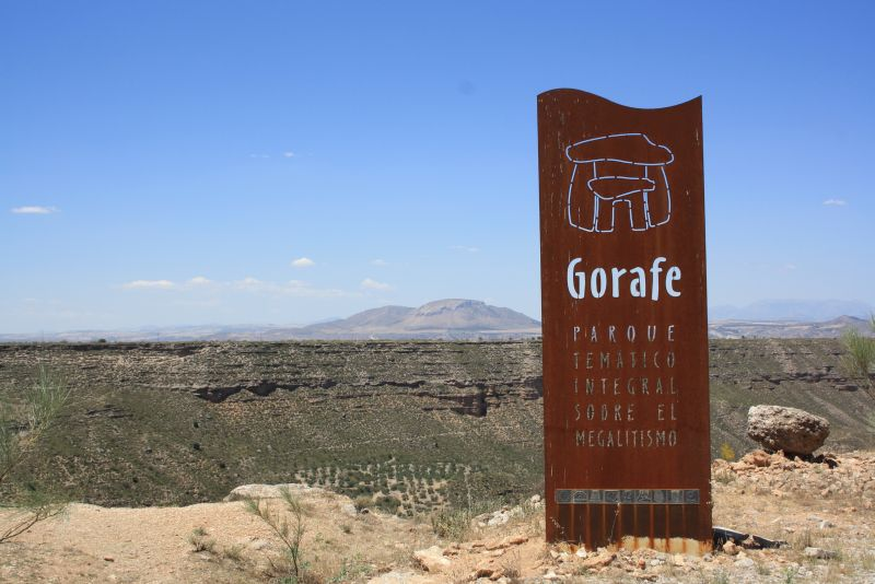 Andalusien mit Kindern Canyon Gorafe family4travel
