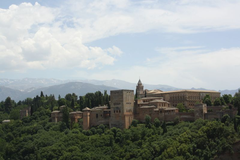Andalusien mit Kindern Alhambra family4travel.de