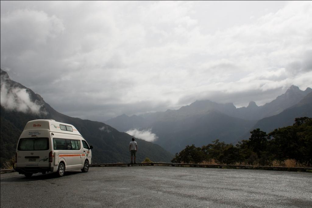 Milford Sound Road Trip