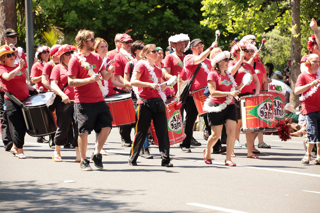 Auckland Santa Parade Flickr