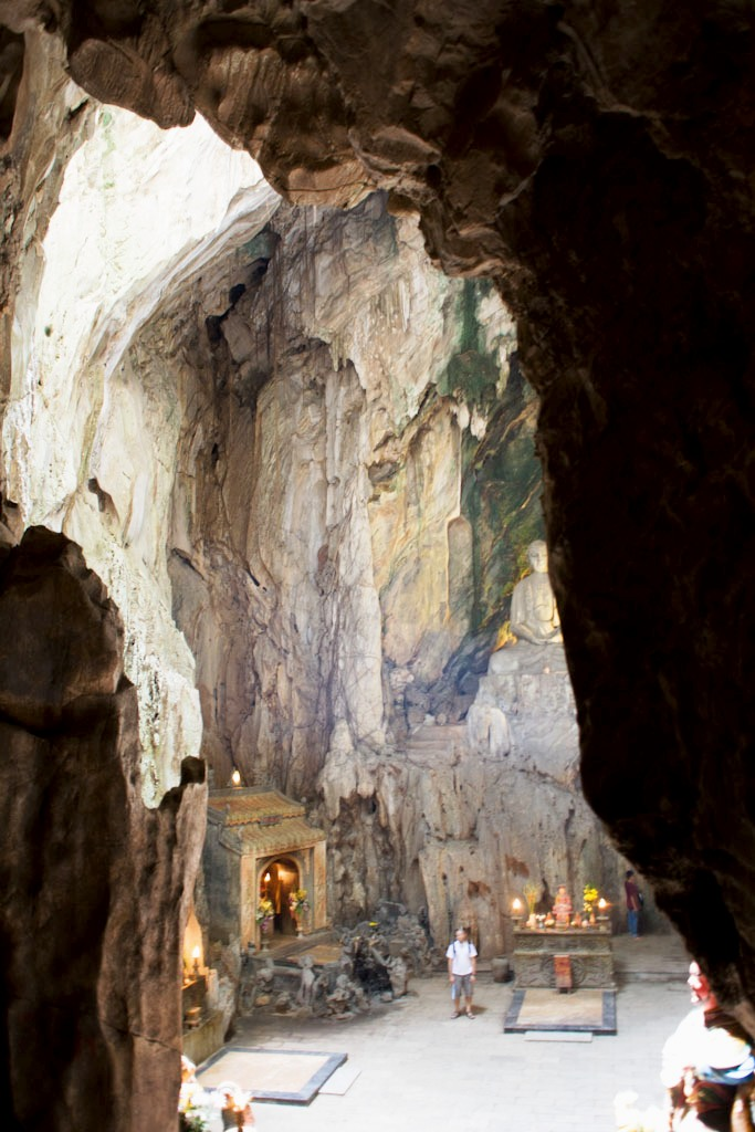 Marble Mountains in Vietnam