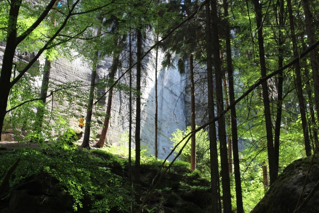 Elbsandsteingebirge Wandern mit Kindern