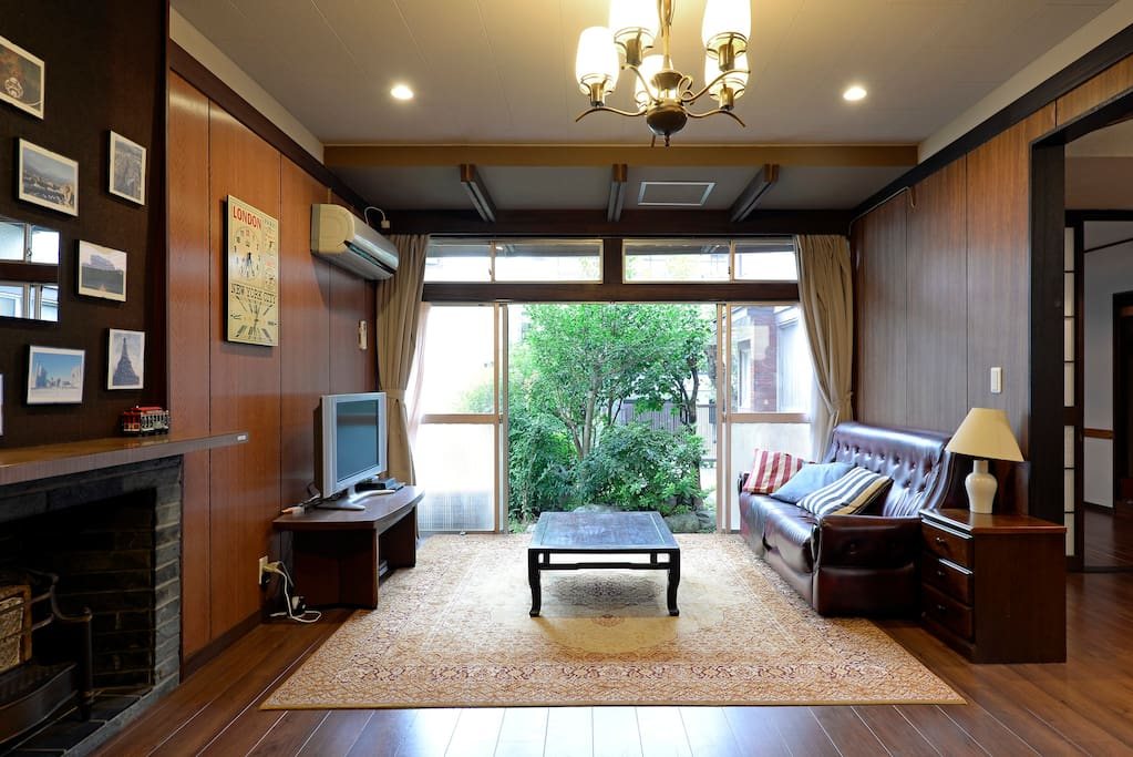 Airbnb in Tokio