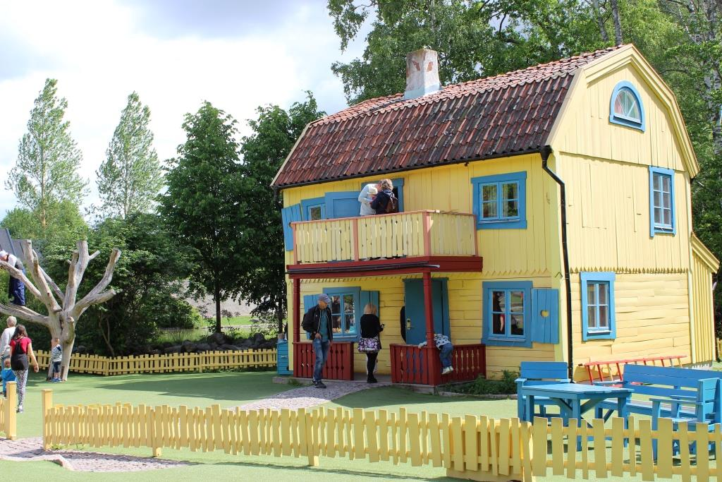 Urlaub in Smaland Astrid Lindgrens Värld