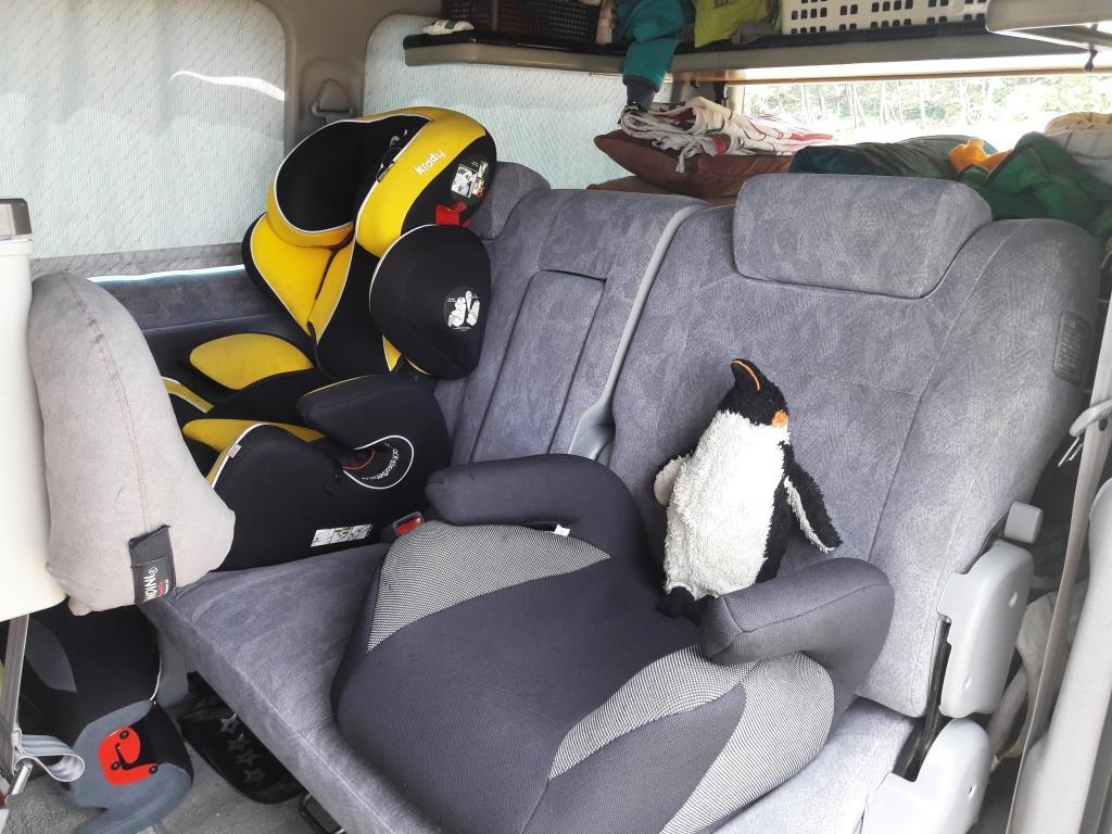 Campervan fahren in Japan