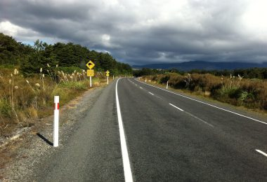 Neuseeland Roadtrips Tongariro National Park