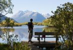 Glenorchy Lake Wakatipu Lagoon Walk
