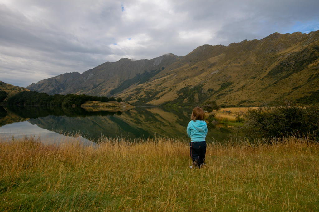 Neuseeland Must do Moke Lake