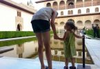 Alhambra mit Kids Nasridenpalast