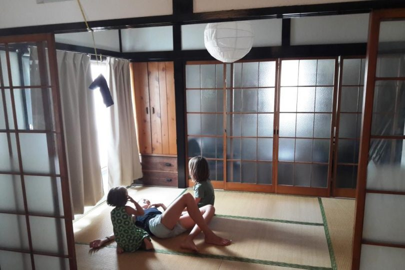 Airbnb in Japan Haus in Tokio