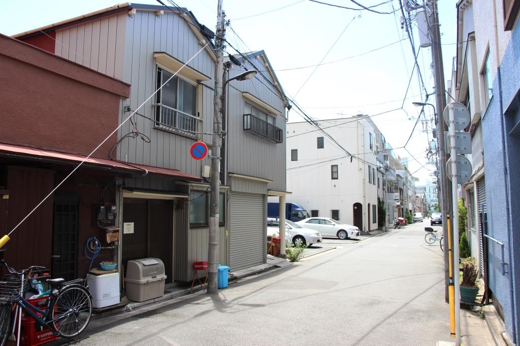 Airbnb in Japan Tokio Straße
