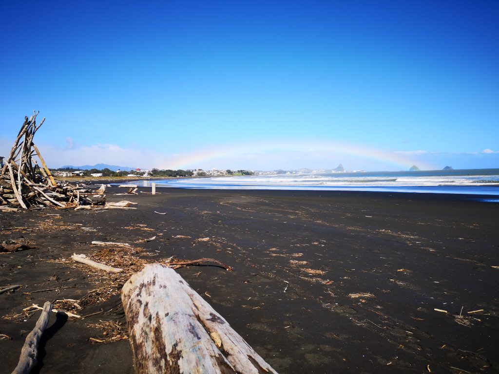 New Plymouth Regenbogen