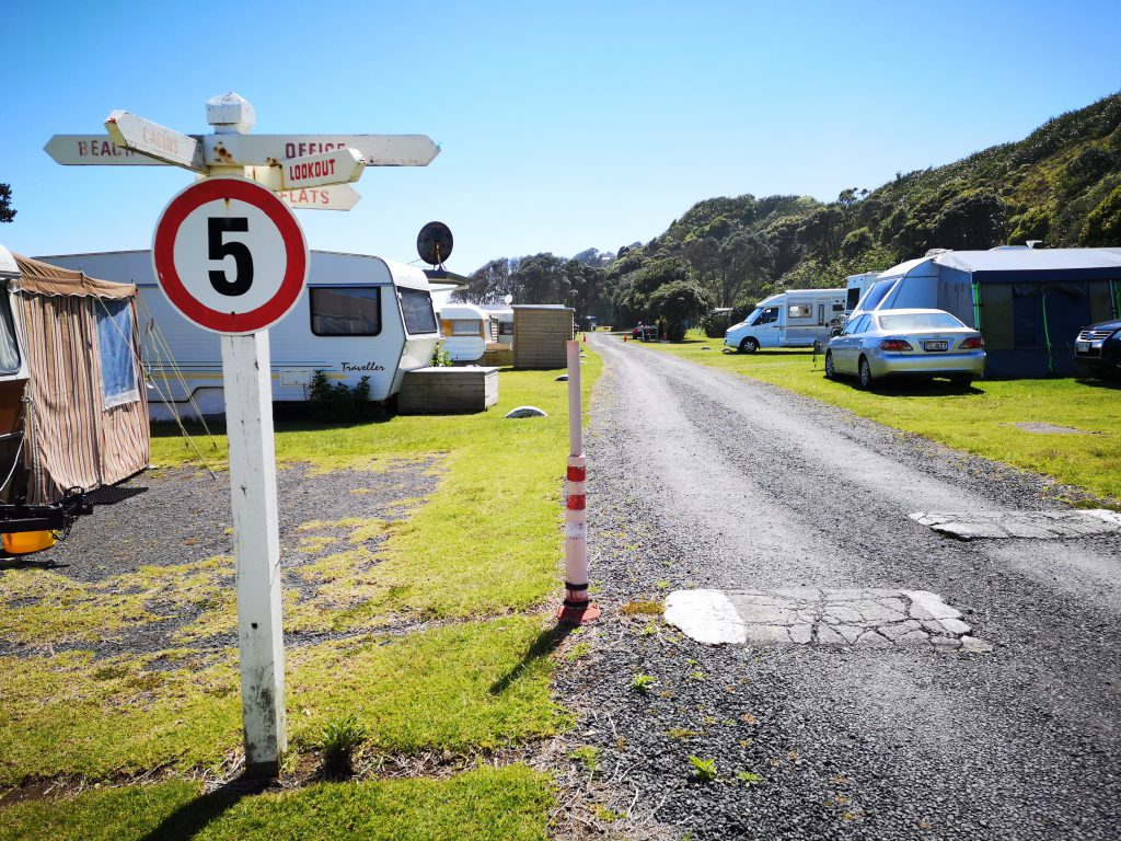 Seaview Holiday Park Mokau