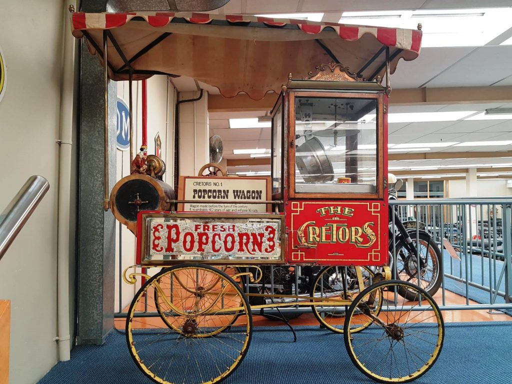 Popcorn Wagon CREDIT Paul Horn