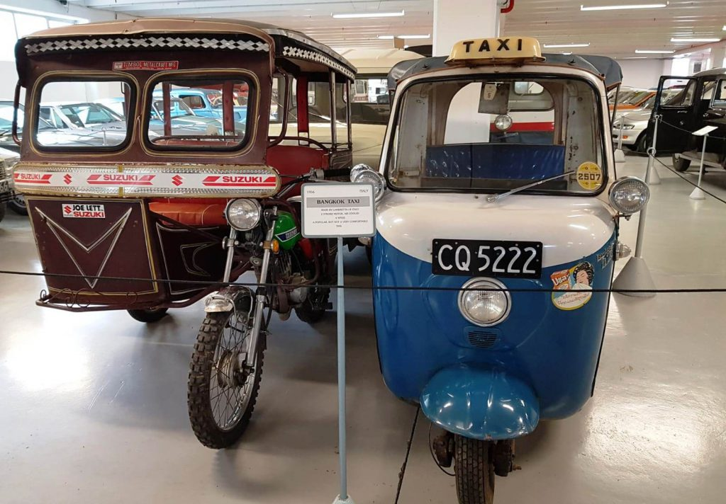Southward Car Museum CREDIT Paul Horn CC 2.0 Tuktuk