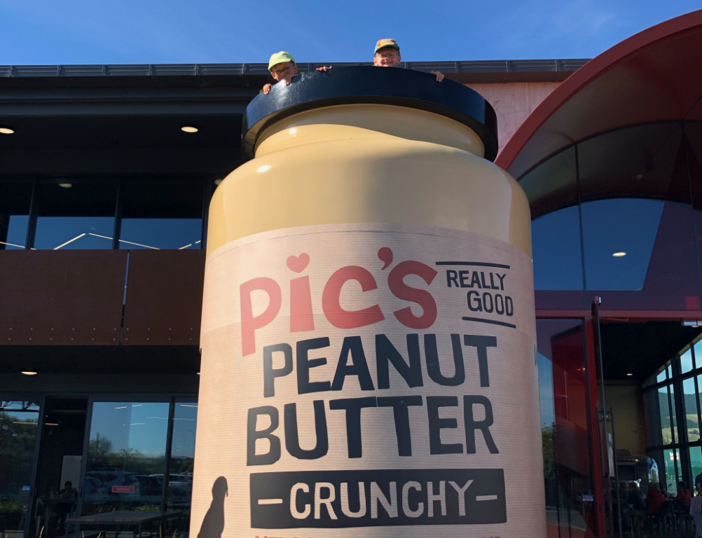 Pics Peanut Butter World
